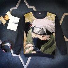 Free Shipping Anime Manga Naruto Sweatshirt Hoodies Men 002