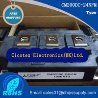 CM200DC 24NFM Modules Dual IGBT NFM Series Module 200 Amperes/1200 Volts