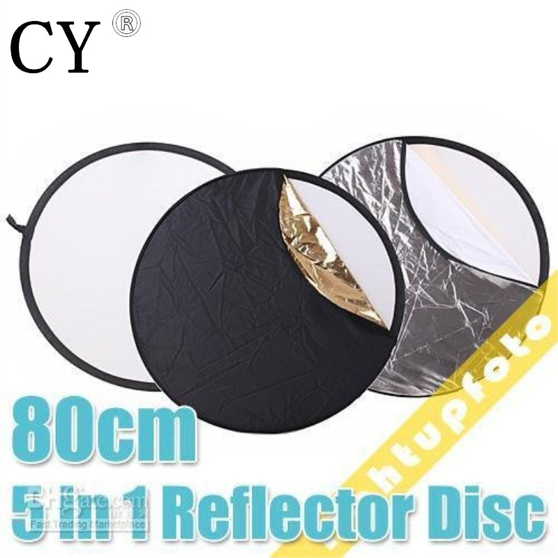 Inno 33 84cm 5in1 Collapsible Light Reflector Disc PSCR1
