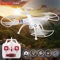 Envío gratis 100% Original Syma X8C RC 6-axis Drone 4CH 2.4G HD 2MP Cámara de vehículo aéreo No Tripulado vs X8 X8A X8W RC avión