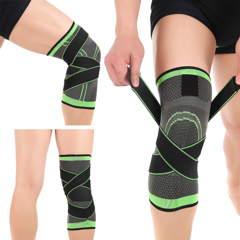Compression Protection  Sleeve Wrist/Elbow/Knee/Ankle Support Brace Strap Protector Pads Bandage Running Basketball