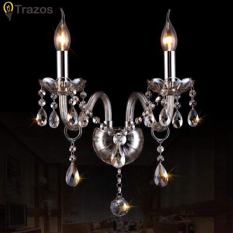 Luxury Wall Sconce Լուսավորություն Եվրոպական - Ներքին լուսավորություն - Լուսանկար 4