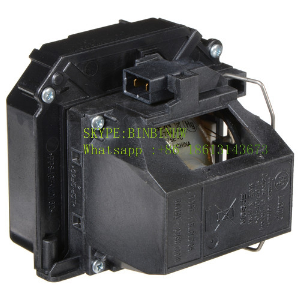 все цены на Replacement Original Projector ELPLP64 Lamp For Epson PowerLite D6155W,D6250,1850W,1880, VS350W ,VS410 projectors(275W) онлайн