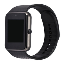 Bluetooth Smart Watch GT08 Wrist Wearable Support SIM Card font b Health b font tracker For