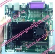 Itx-d525 motherboard dual-core 1.8g pos machine game machine mini motherboard