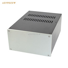WA123 Power amplifier chassis Tube amplifier chassis DAC box 308*222*121mm