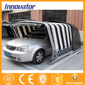 Automatic solar power retractable folding portable car garage IT210