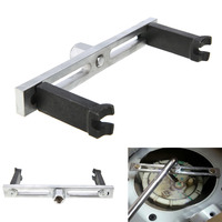 Metal Car Fuel Pump Lid Tank Cover Adjustable Wrench Spanner Removal Repair Tools For Audi VW