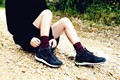 2017 Outono e Inverno Nova Alta Qualidade Mulheres Meias de Cashmere Meias de Lã Cor Pura Meias Casal Neutro AXD9063