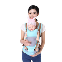 Baby Carriers With Hip Seat Multifunction backpacks & carriers For Newborn And Prevent O Type Legs Kangaroo sling baby carrier