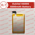 Oukitel K6000 Battery 100% Original High Capcity 6000mAh Battery Replacement for Oukitel K6000 Pro Smart Phone