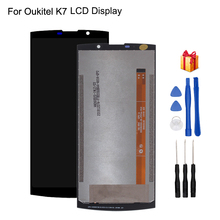Original For Oukitel K7 LCD Display Touch Screen Digitizer For Oukitel K7 Power Display Screen LCD Assembly Phone Parts display for oukitel power 5 power5 lcd display touch screen digitizer assembly replacement accessories