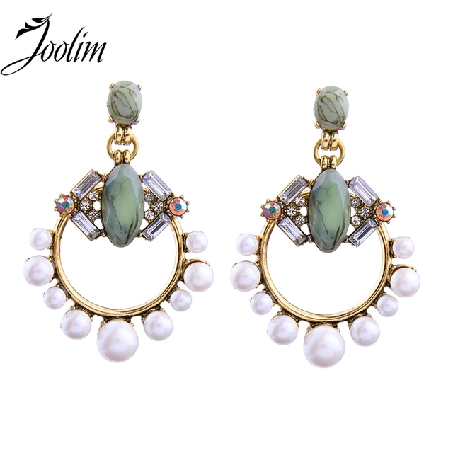 Joolim jewelry wholesalegorgeous simulated pearl earring chandelier joolim jewelry wholesalegorgeous simulated pearl earring chandelier earring party earring statement women gift indian aloadofball Images