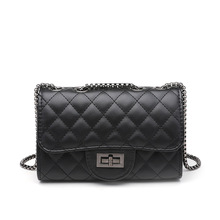 Famous Brand Leather Messenger Bags Luxury Shoulder Bag Quilted Designer Handbags Women Pink Bag Vintage Small Crossbody Bags zooler bags handbags women famous brand crossbody bag small superior cowhide leather messenger bag for lady mini bag 3821