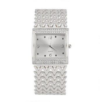 Reloj femenino 2019, Reloj de pulsera con diamantes para Mujer, Reloj de pulsera de lujo con movimiento de cuarzo, Reloj de pulsera para Mujer