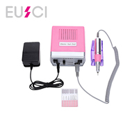 30000RPM Professional Machine Apparatus for Manicure Pedicure Kit Electric File with Cutter Nail Drill Art Polisher Tool Bit