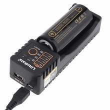 LiitoKala Lii 100 battery charger HongKong LiitoKala Lii 50A 26650 5000mah Rechargeable battery for flashlight,40 50A discharge