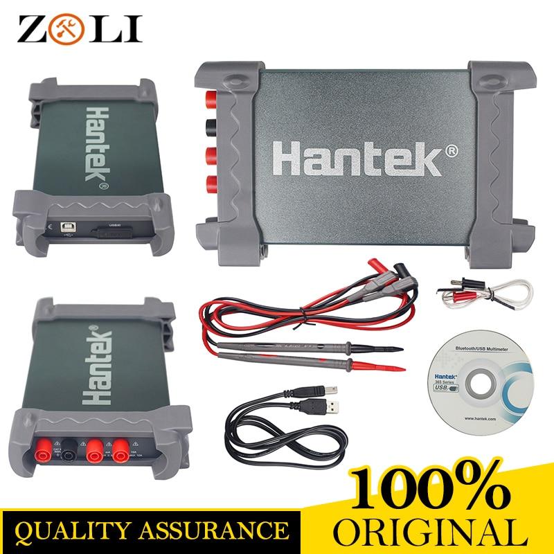 Hantek 365A B C D E F USB Bluetooth Data Logger Record multimeter Current ResistanceCapacitance Isolated