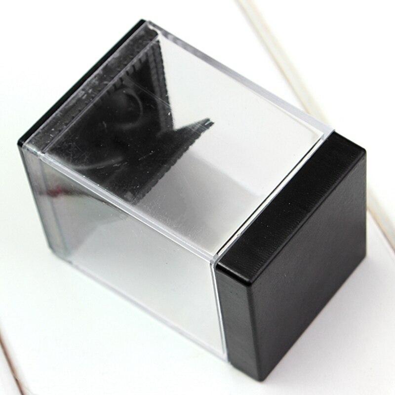Высокое качество магический реквизит монета появляются в коробке фокус с инструкцией забавный фокус Кристалл Box ...