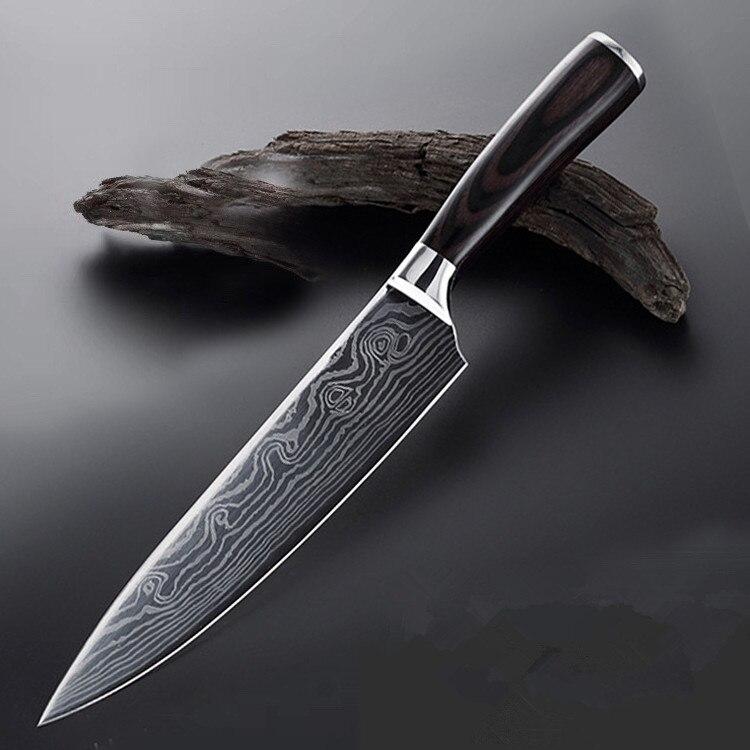 High Quality Utility Knife Kitchen Knife Japanese 7CR12
