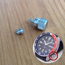 Staal waterdicht kroon voor Seiko Prospex 41mm mens automatische horloge