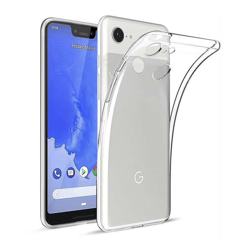 For Google Pixel 3 3 XL Case Cover Soft Silicone TPU Full Protective Phone Case For Google Pixel 3 3 XL Shockproof Full Cover