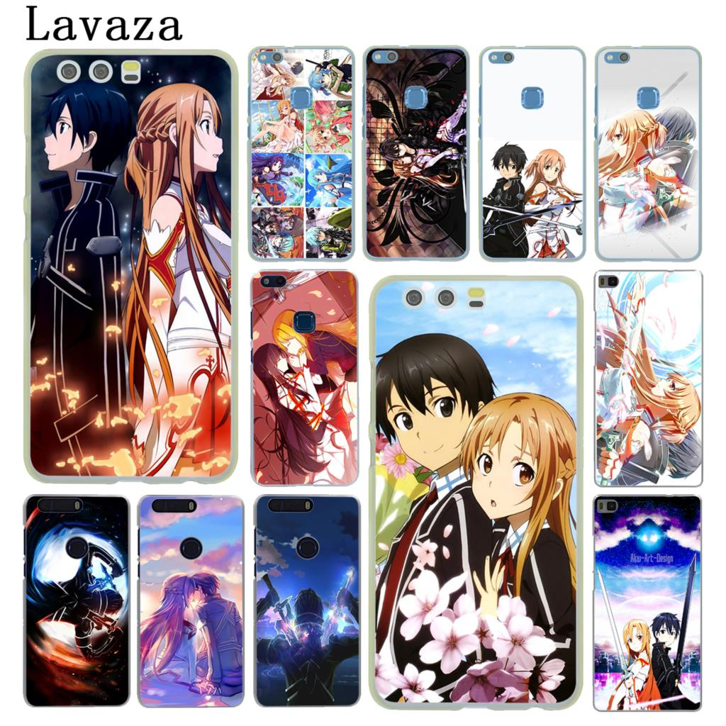 Cellphones & Telecommunications Learned Lavaza 14541-oie Sword Art Online Sao Manga Case For Huawei P20 P9 P10 Plus P8 Mate 20 Pro 10 Lite Mini 2016 2017 P Smart 2019 Do You Want To Buy Some Chinese Native Produce? Half-wrapped Case