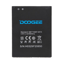 Ocolor for DOOGEE F2 Battery 2500mAh Li-ion Backup IBIZA Replacement