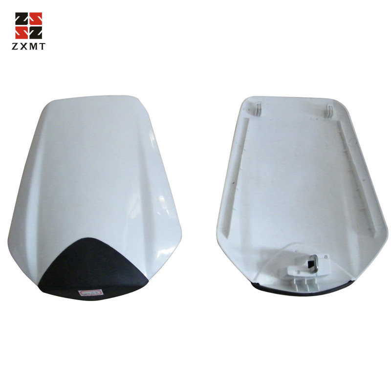 ZXMT Motorcycle Passenger Solo Rear Seat Cowl Unpainted White for Honda CBR 1000 RR 2008 2009 2010 2011 08 11
