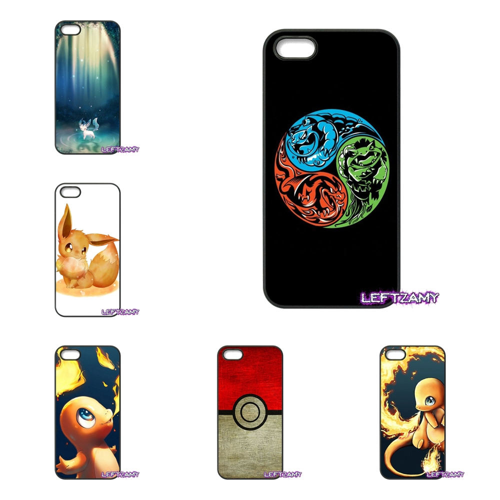 Case Samsung Galaxy Note 3 4 5 Pokemon
