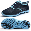 Socone Men Breathable Shoes Slip On Sport Sneakers 2016 Summer Outdoor Beach Water Shoes Mens Mesh