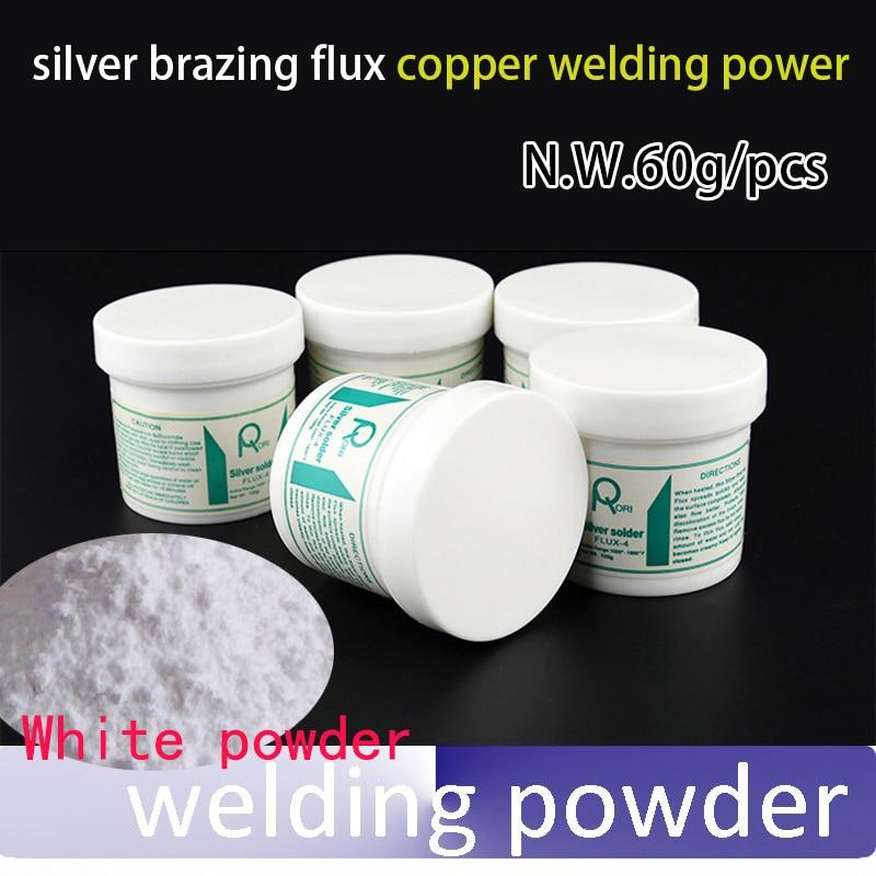 N W 60g Soldering Flux Silver Copper Brazing Fluxes