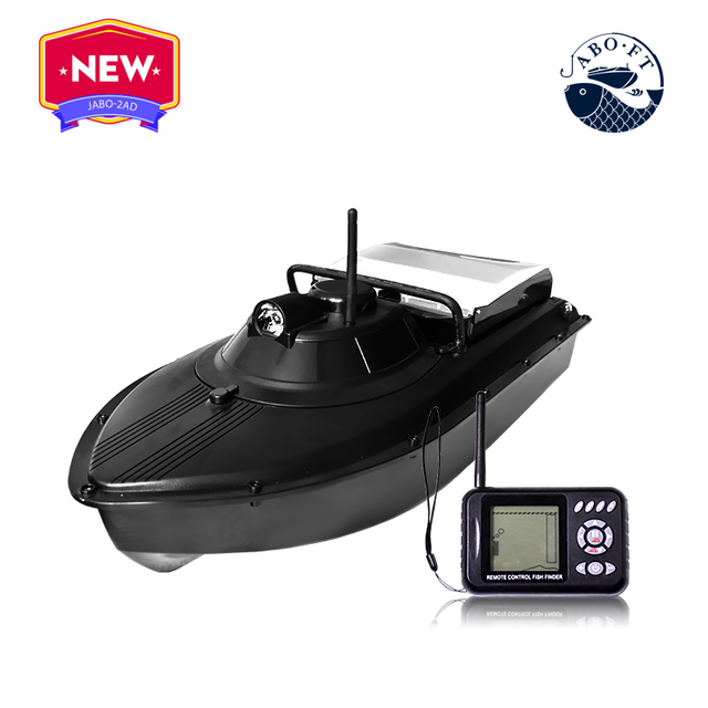 Jabo 2bd new sonar carp fishing remote control bait boat for Used fish finders for sale