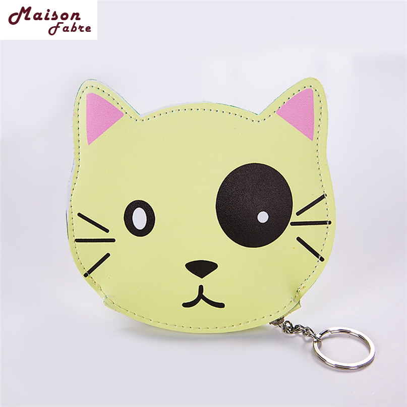 Maison Fabre Hot selling Women Girls Cute Fashion Snacks Coin Purse Wallet Bag Change Pouch Key Holder drop shipping(China)