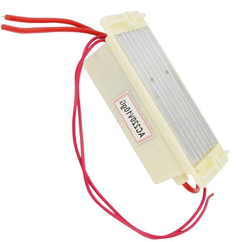 220 V 10G Ozon Generator Rohr Luftreiniger Wasser Behandlung Quarz Rohr + Netzteil für DIY Wasser Anlage luftreiniger