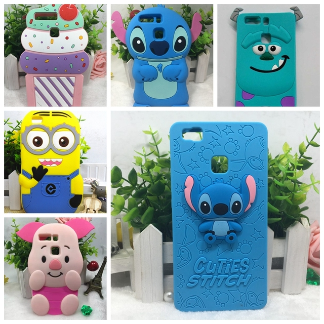 coque huawei p9 lite silicone 3d