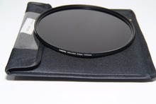 TIANYA 145mm ND1000 Ultra Thin Neutral Density ND Filter 10 Stop for canon nikon pentax sony camera