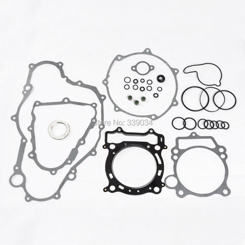 Complete Gasket Kit Set Top & Bottom For Yamaha YFZ450