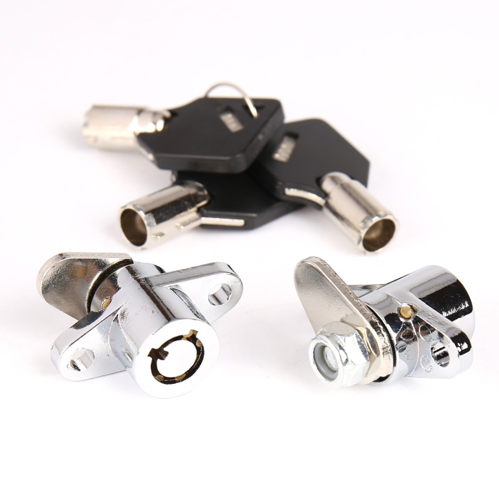 3 KEYS Saddlebag Lock Set For Harley Touring Electra Street Glide FLH//T FLHR
