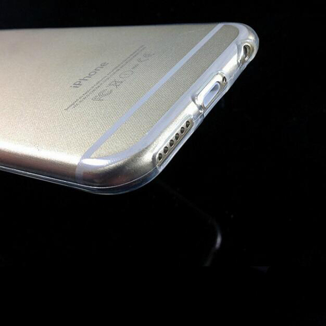 Ultra Thin Phone Case For iphone 11 12 PRO Mini 6 6S 7 8 Plus 5 5S SE X Xs Max Xr SE 2020 Transparent Soft Silicone Cover 2