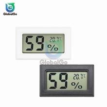 Mini Digital LCD Thermometer Sensor Thermometer Hygrometer Thermograph For Aquarium Refrigerator Probe Fridge Freezer Home недорого