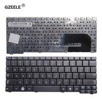 GZEELE para Samsung N150 N143 N145 N148 N158 NB30 NB20 N102 N102S NP-N145 teclado del ordenador portátil nosotros versión en inglés negro