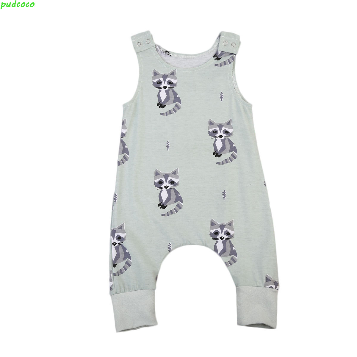 Toddler Newborn Baby Girls Playsuit Romper Jumpsuit Outfits Summer Clothes Set