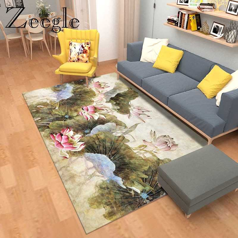 Carpets Sofa Besides Table Floor Rug