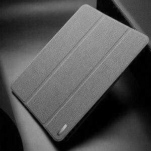 Чехол с карандашом-стилусом и держателем для Apple iPad Air, 2019, роскошный кожаный смарт-чехол с откидной крышкой для iPad Air, 2019