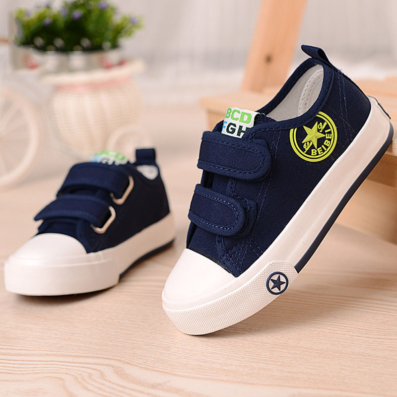 2017 New hot sales high quality kids shoes Spring/summer Cool baby girls boys shoes breathable noble canvas children shoes