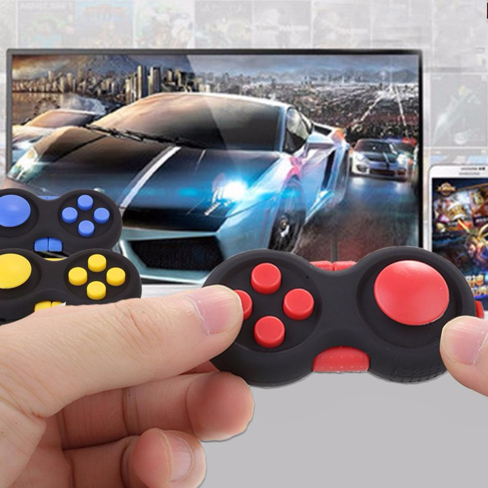 Gasky Portable Second Generation Game Handle Reduce Pressure Cube Accessories Gadget Professional Gamepad Kid Boy Gaming Gift