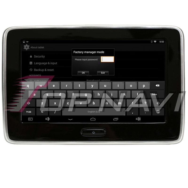 1080P Video Car DVD Player