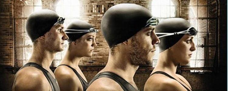 anti-nevoeiro anti-uv silicone surf mergulho óculos