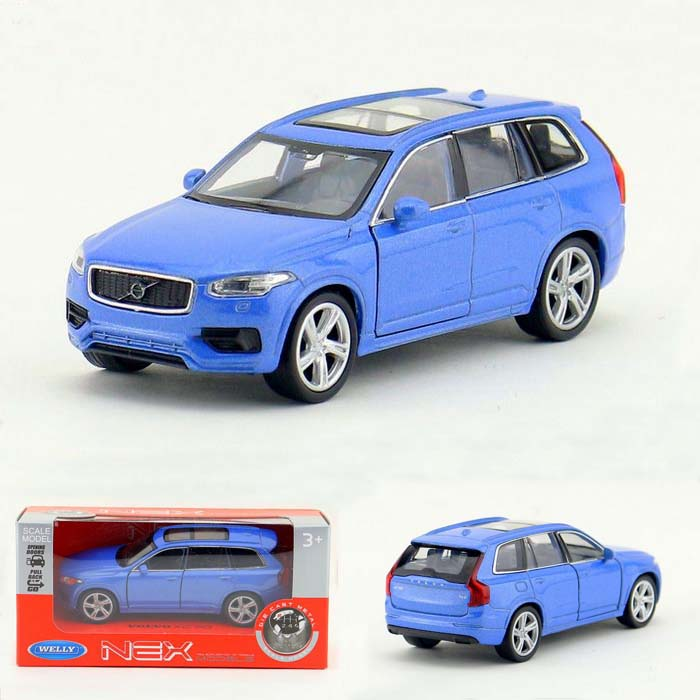 Aliexpress.com : Buy 1:36 Scale Volvo XC90 SUV Alloy Car